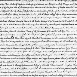 Document, 1807 June 11