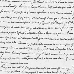 Document, 1777 July 29