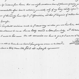 Document, 1775 May 30