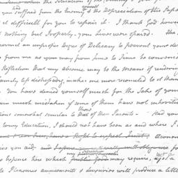 Document, 1781 August 1