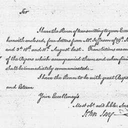 Document, 1788 October 15