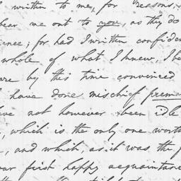 Document, 1783 August 08