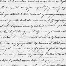 Document, 1782 November 03