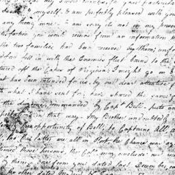 Document, 1781 May 12