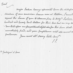 Document, 1781 November 05