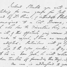 Document, 1789 October 12
