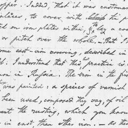 Document, 1784 August 05