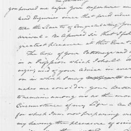 Document, 1784 August 26