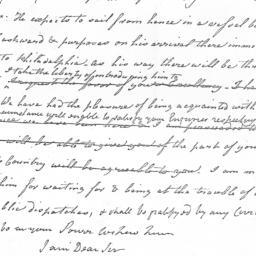 Document, 1781 April 25