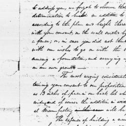 Document, 1803 March 21