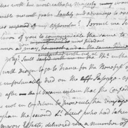 Document, 1780 January 26