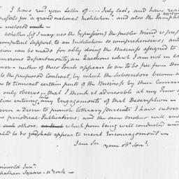 Document, 1816 August 05