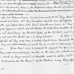 Document, 1816 July 29