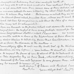 Document, 1813 March 01