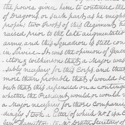Document, 1800 November 03