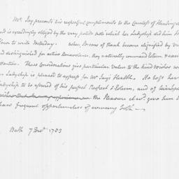 Document, 1783 December 07