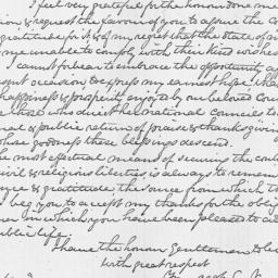 Document, 1826 June 29
