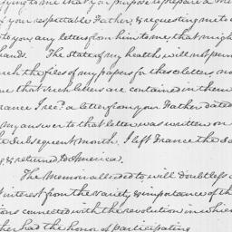 Document, 1826 July 12