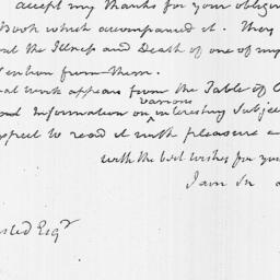 Document, 1818 April 27