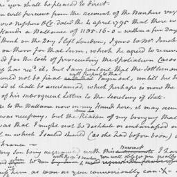 Document, 1795 November 19