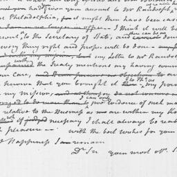 Document, 1795 October 09