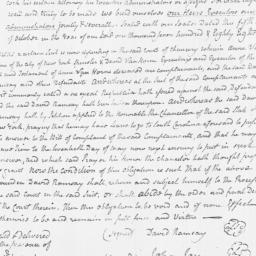 Document, 1788 October 05
