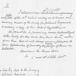 Document, 1787 August 28
