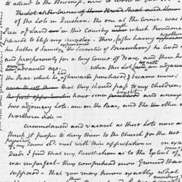 Document, 1804 March 09