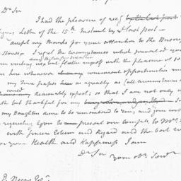 Document, 1802 November 26