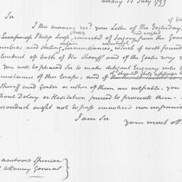 Document, 1799 July 13