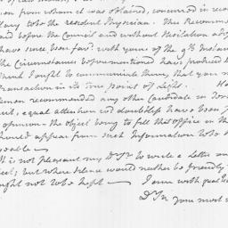 Document, 1799 March 16