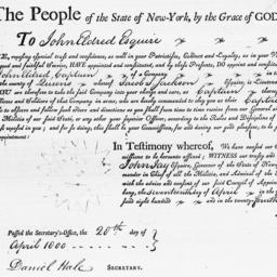 Document, 1800 April 17