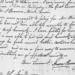 Document, 1828 May 14