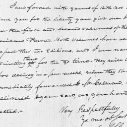 Document, 1821 November 19