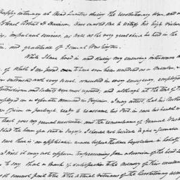 Document, 1821 December 29