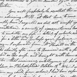 Document, 1814 n.d.