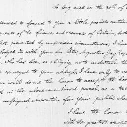 Document, 1809 December 18