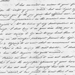 Document, 1813 August 20