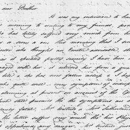 Document, 1813 April 20