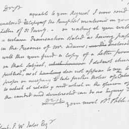 Document, 1787 March 01