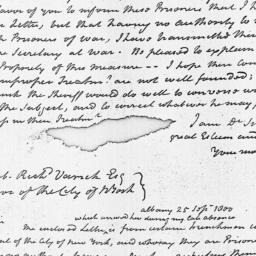 Document, 1800 September 25