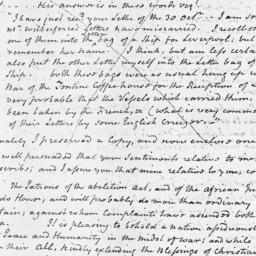 Document, 1809 November 08