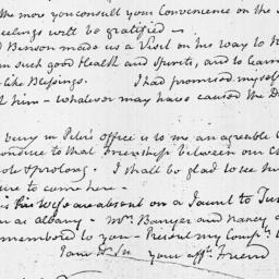 Document, 1816 October 21