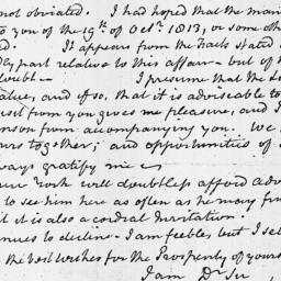 Document, 1816 March 19