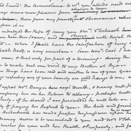 Document, 1811 April 23