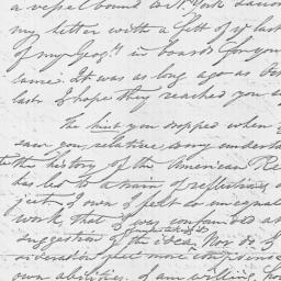 Document, 1797 January 14