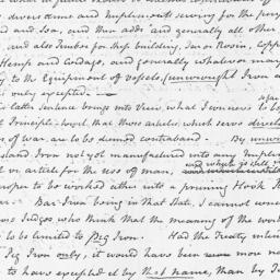 Document, 1799 July 05
