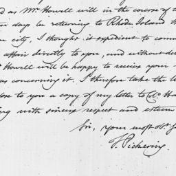 Document, 1796 July 16