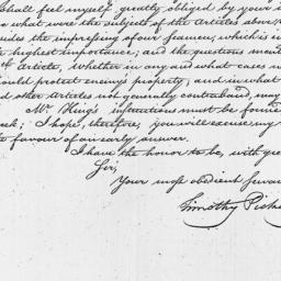 Document, 1796 June 04