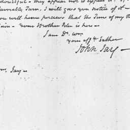 Document, 1813 July 03
